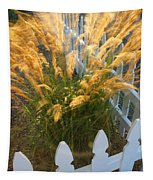 Wind In The Grass Tapestry