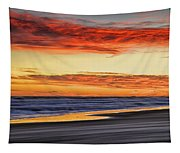 Wind Swept Beach Tapestry