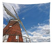 Windmill In The Sky Tapestry