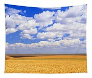 Windmill Wheat Field, Othello Tapestry