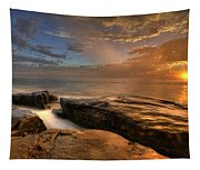 Windnsea Gold Tapestry