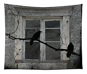 Window Dressing Tapestry