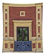 Window Of Seville Tapestry