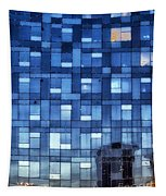 Window Reflections Tapestry