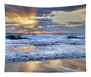 Window To Heaven Tapestry
