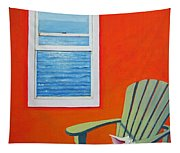 Window To The Sea No. 1 - Seashell Tapestry