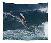 Windsurfer 2 Maui Tapestry
