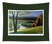 Windy Autumn Tapestry