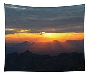 Windy Point Sunset 2 Tapestry