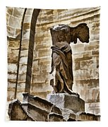 Winged Victory - Louvre Tapestry
