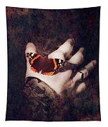 Wings Of Hope Tapestry