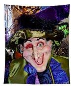 Winkin Wizard Tapestry