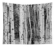 Winter Approaches Tapestry