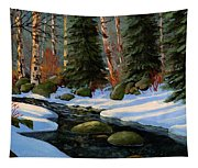 Winter Brook Tapestry