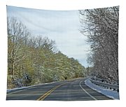 Winter Cruise Tapestry