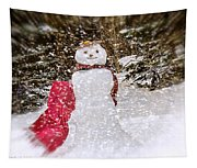 Winter Is Here Tapestry