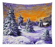 Winter Outlook Tapestry