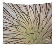 Winter Pasque Flower Tapestry
