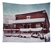 Winter Sleep Tapestry