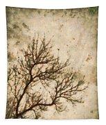 Winter Solitude Tapestry