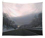 Winter Solstice In The Smokies Tapestry