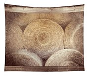 Winter Storehouse Tapestry
