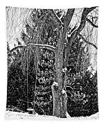 Winter Swing Tapestry