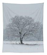 Winter Tree Ipswich Ma Tapestry
