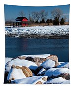 Winters Cove Tapestry