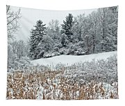 Winterscape Tapestry