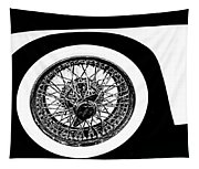 Wire Wheel Tapestry