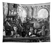 Wise Guys Tapestry