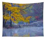 Wissahickon Morning In Autumn Tapestry