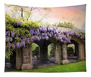 Wisteria In May Tapestry