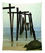 Without Pier Tapestry