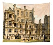 Wollaton Hall, Nottinghamshire, 1600 Tapestry
