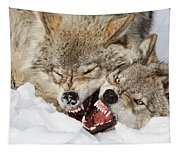 Wolves Rules Tapestry
