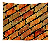 Wood Texture Tapestry