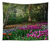 Wooded Bliss Tapestry