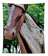 Wooden Horse21 Tapestry