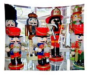 Wooden Soldiers Tapestry