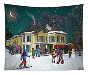 Woodstock Sports Tapestry