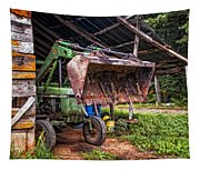 Workhorse Tapestry