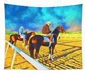 Workout Ready Tapestry