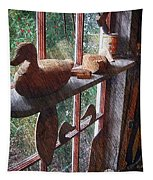 Workshop Window Tapestry