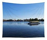 World Showcase Lagoon Walt Disney World Tapestry