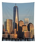World Trade Center Freedom Tower Nyc Tapestry
