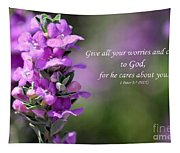 Worry Free Tapestry