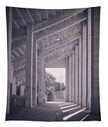 Wpa Project Farrington Field Tapestry