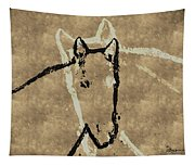 Wrapped Around Your Neck Tapestry